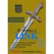 Zelda II 2 - Adventures of Link NES GOLD EDITION