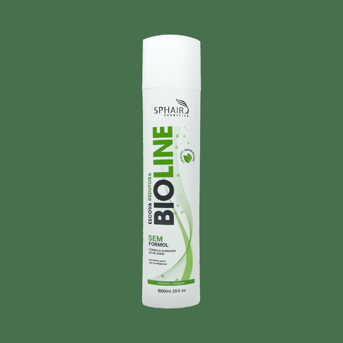 Bioline Organic Escova Progressiva Orgânica