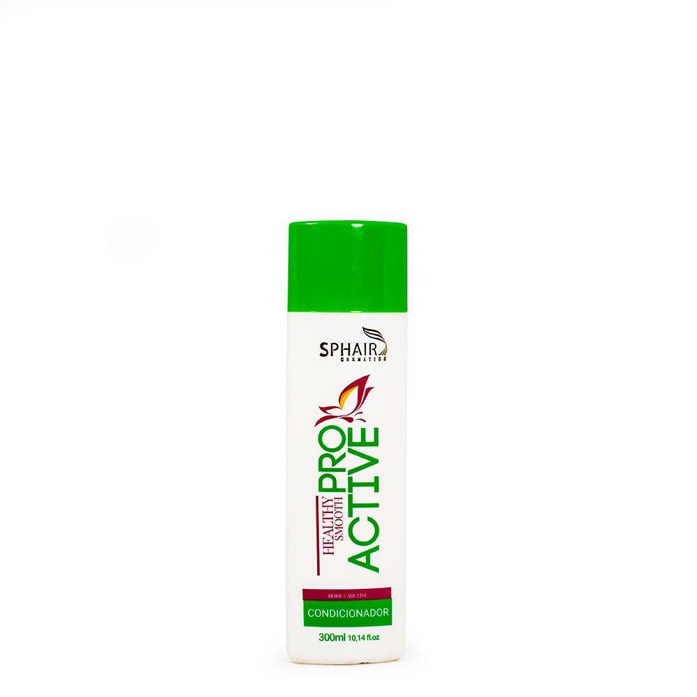<b>Condicionador Nutritivo Pro Active</b> ideal para cabelos secos e ressecados que precisam de uma nutrição diária e reposição de nutrientes. Evita o frizz, confere brilho e maciez - 300ml