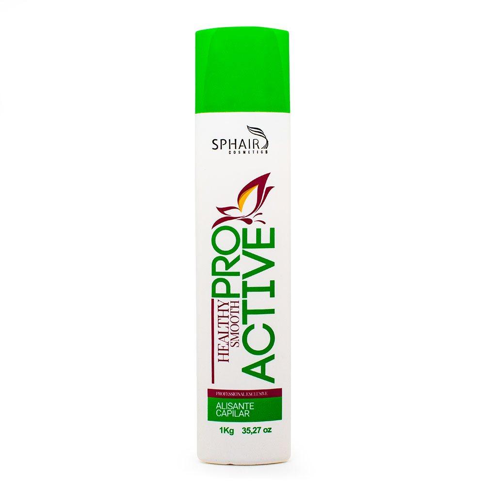 <b>Escova Progressiva Sem Formol Nutritiva Pro Active</b>. Com blend de óleos, ela é ideal para os cabelos mais secos e ressecados  - 1L