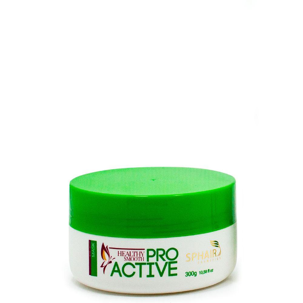 <b>Máscara de Nutrição intensa ProActive</b> ideal para recuperar cabelos secos, ressecados e opacos. Proporcionando maciez e brilho para controle extremo do frizz e mais vida aos fios - 300g