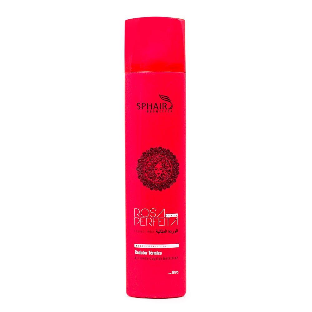 <b>Escova Progressiva de Hidratação Rosa Perfeita.</b> Ideal para todos os tipos de cabelo, conferindo maior hidratação e emoliência para os fios, além do liso perfeito - 1L