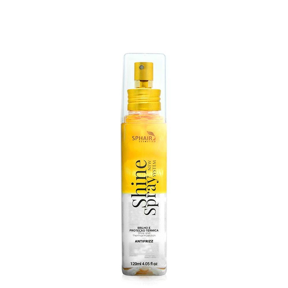 Shine Spray- Perfume para Cabelo + (GANHE 50% DE DESCONTO NA SEGUNDA UNIDADE)