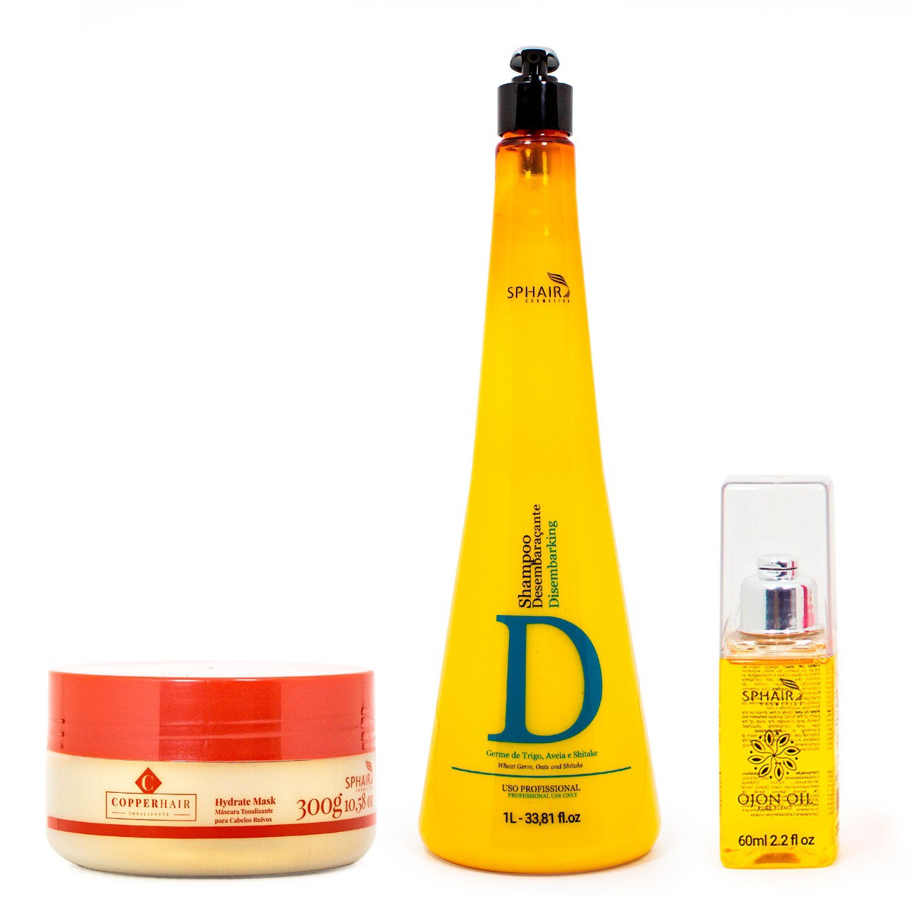 <b>Tratamento de hidratação e cor para cabelos ruivos</b>: mais vida, brilho e maciez