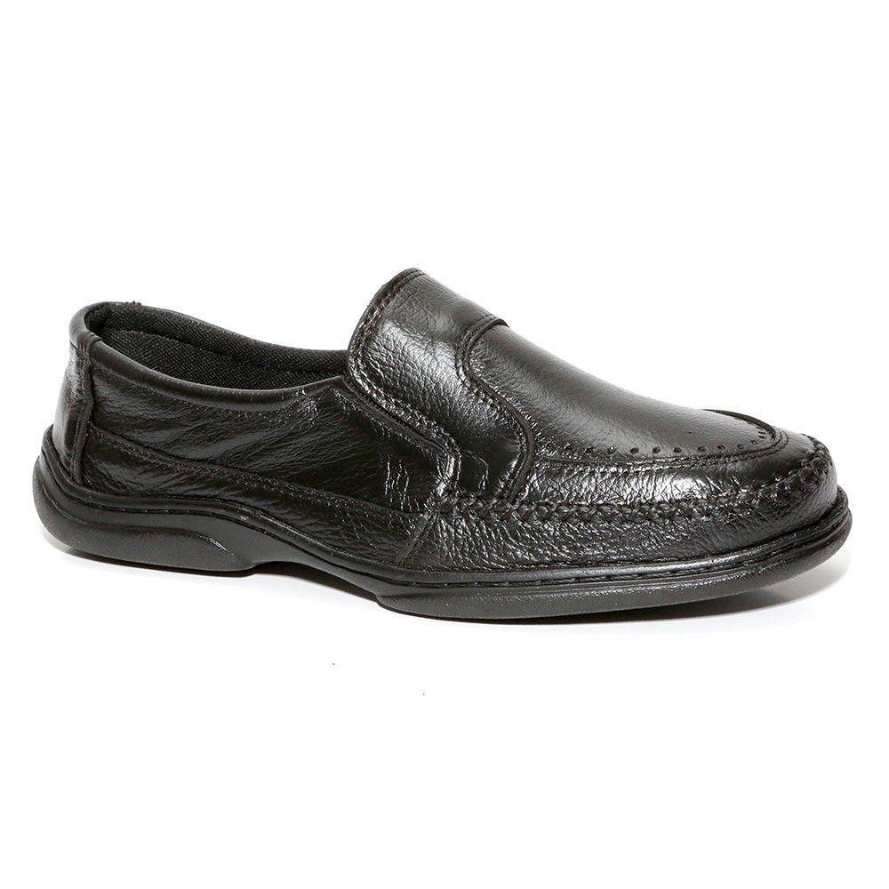 89c882a76 Sapatilha Tradicional Mocassim Marrom Masculino Barato - Calçados Mig
