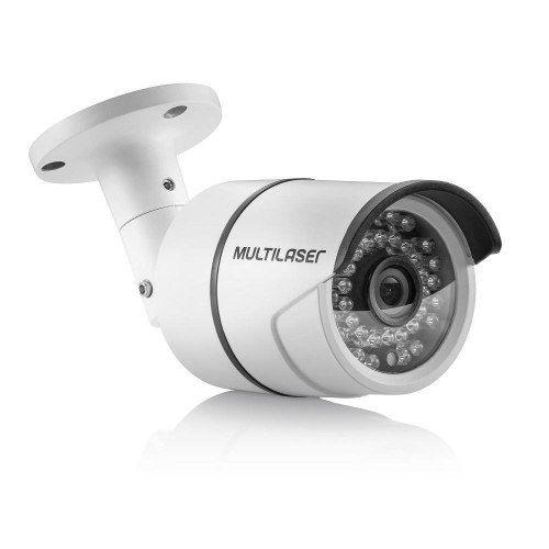 Câmera Tvi Multilaser Se163 Infrared 720p 36 Leds