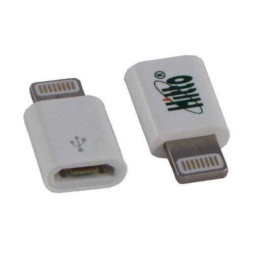 Adaptador Lightning 8 Pinos X Micro Usb