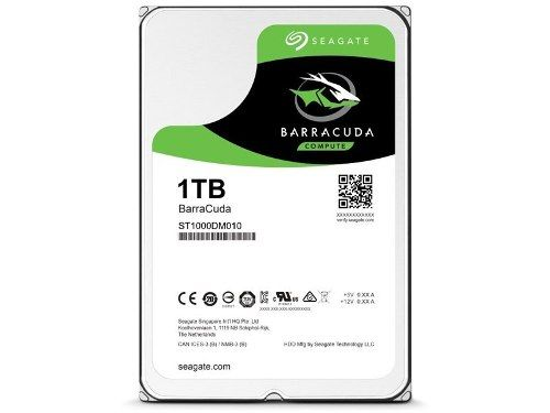 Hd Seagate Sata 3,5´ Barracuda 1tb 7200rpm St1000dm010