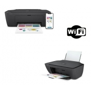 Impressora Multifuncional Hp Deskjet Advantage 2774 Colorida