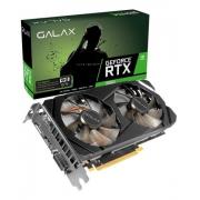 Placa De Vídeo Nvidia Galax Geforce Rtx 20 Series Rtx 2060 26nrl7hpx7oc 6gb