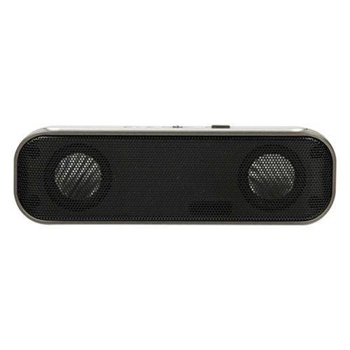 Caixa De Som 2.0 Portátil St-150 Cinza C3 Tech