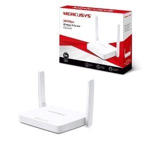 Roteador Tp-link Mercusys Mw305r 300mbps 2 Ant Fixa 5dbi