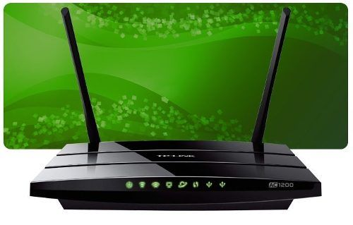 Roteador Tp-link Wireless Archer Ac1200 - C5