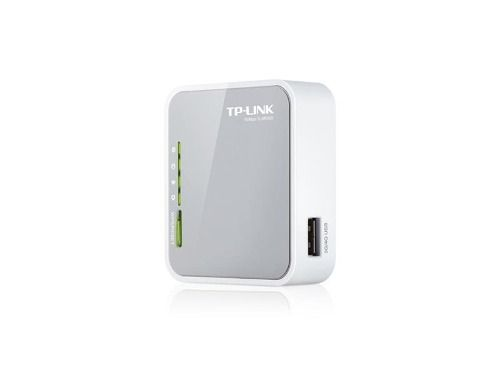Mini Roteador 3g/4g Wireless Portatil Tp-link Tl-mr3020 Wifi
