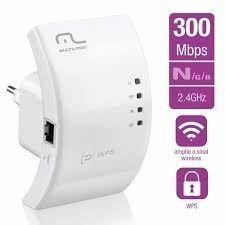 Repetidor Roteador Multilaser 300 Mbps - Re051 **promoção**