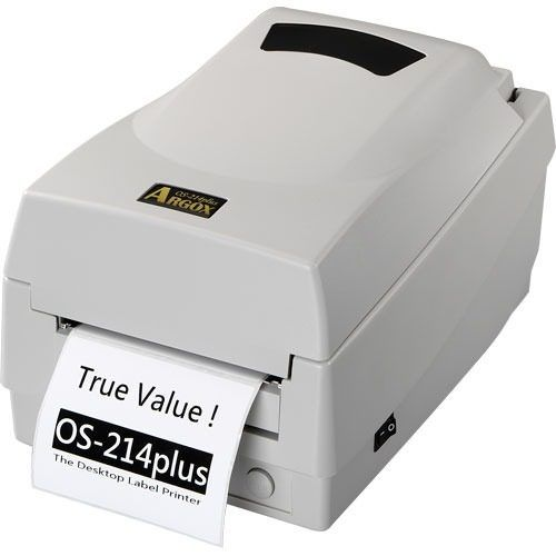 impressora Argox Os 214 Plustérmica De Etiquetas E Barras