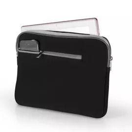 Case Pocket Preto E Cinza Para Notebook Até 14 - Bo207 -