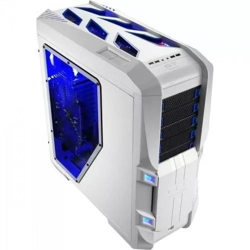 Novo Gabinete Gamer Full Tower Gt-s En52179 Branco Aerocool