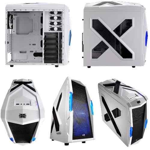 Gabinete Aerocool Strike-x Xtreme White, En52049 - Box
