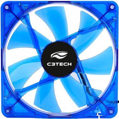 Cooler FAN C3Tech Storm 14CM F7-L200BL
