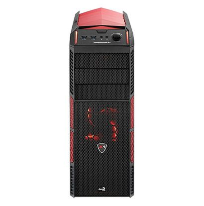 Gabinete Xpredator X1 Devil Red Usb 3.0 En57066 Aerocool