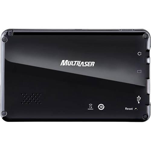 Gps Automotivo Multilaser Tracker Iii Tela 4,3 Tv Digital