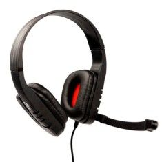 Headset C3 Tech Gamer Predator Preto - Mi-2558rb