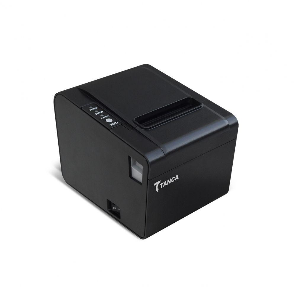 Impressora Termica Tanca Tp650 Usb/serial/rede