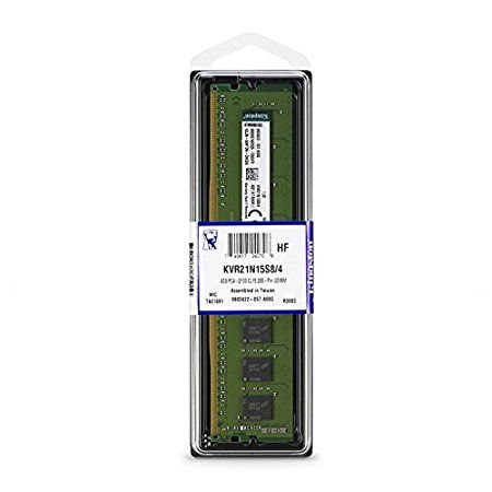 Memoria 4gb Ddr4 2133 Desktop Kvr21n15s8/4 Kingston