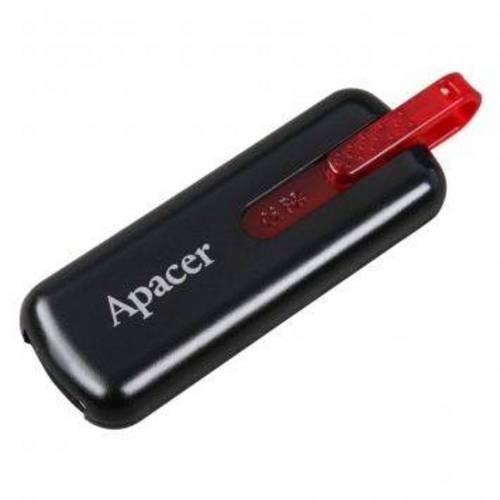 Pen Drive 16gb Ah326 Preto Apacer