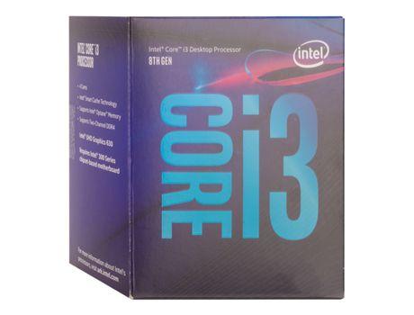 Processador Intel Core I3-8100 8ª Ger 3.6 Ghz 6mb Lga 1151