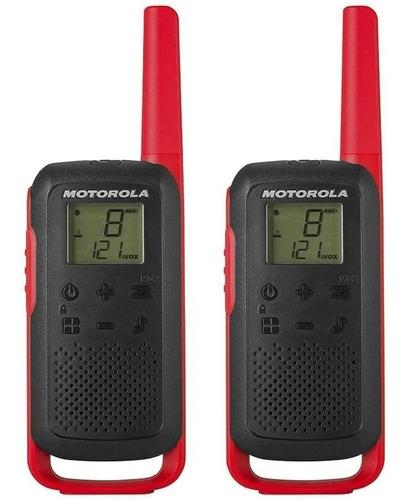 Rádio Comunicador Talkabout 32km T210br Preto Motorola