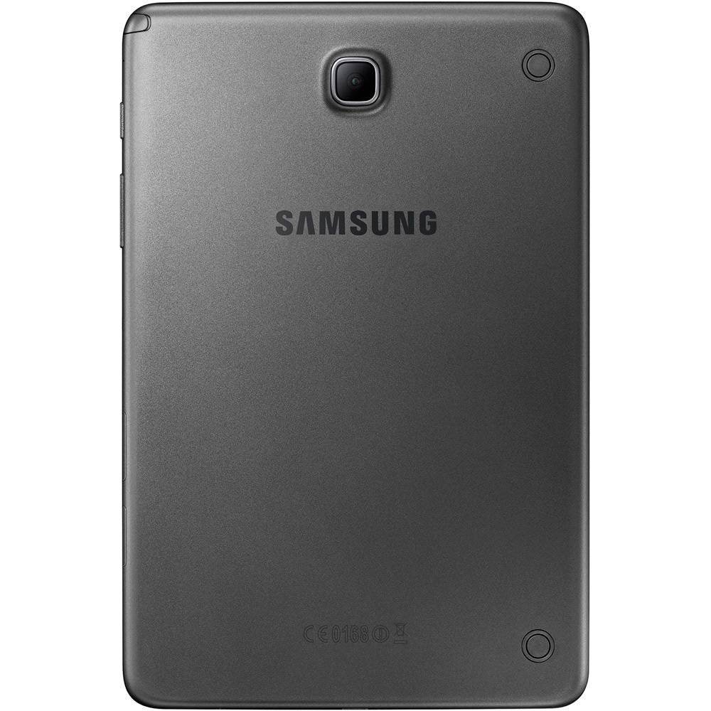 Tablet Samsung SM-P355M Galaxy TAB A 8.0´ Wi-Fi + 4G 16GB Android 5.0 Quad-Core Cinza