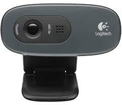 Webcam Gamer C270 Hd 3mp - Logitech