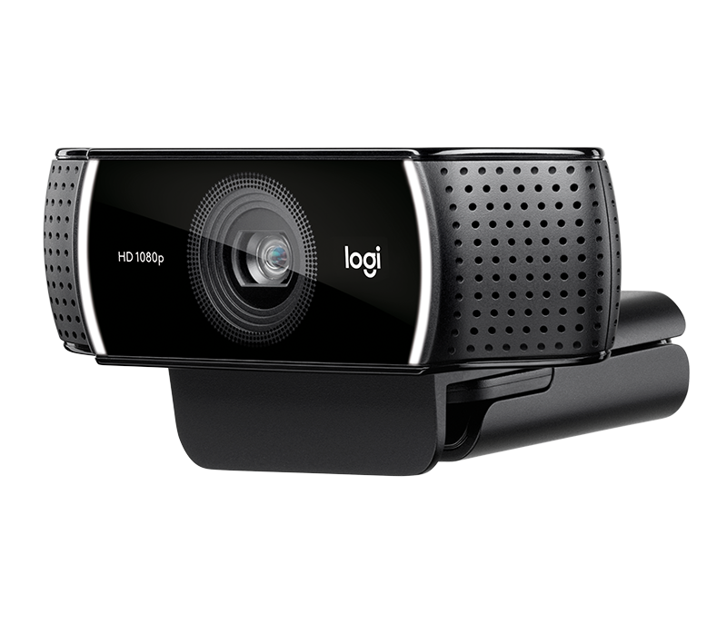 WebCam Logitech C922 Pro Stream Full HD 1080p/30fps 720p/60fps