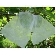 100 Sacos Em Tnt Para Proteção De Frutas No Pe 15 X 25cm