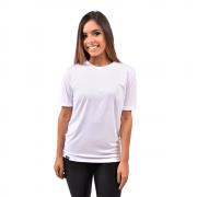 Camiseta Less Now Basic Manga Curta com  Proteção  UV  UNISSEX