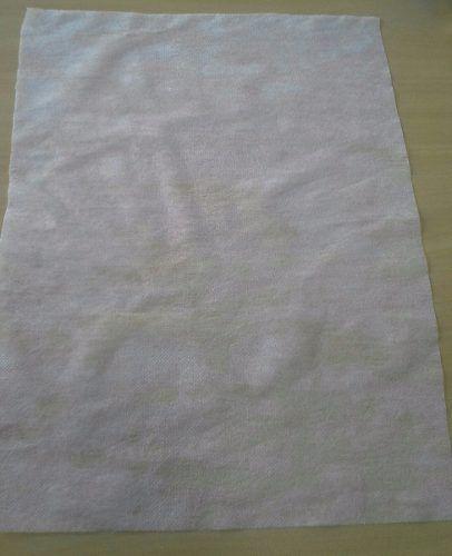 Toalha Descartável Azul Marinho Em Tnt 70 X 70cm Com 100 Un