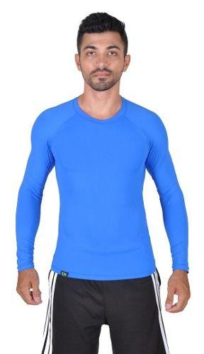 Camiseta Less Now Masculina Fator Proteção Solar 50 Uva/uvb