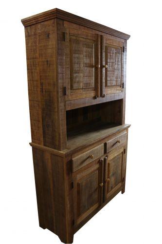 Armário De Demolição Modelo Cozinha - 1,20 X 50 X 2,00 - Em Madeira selecionada