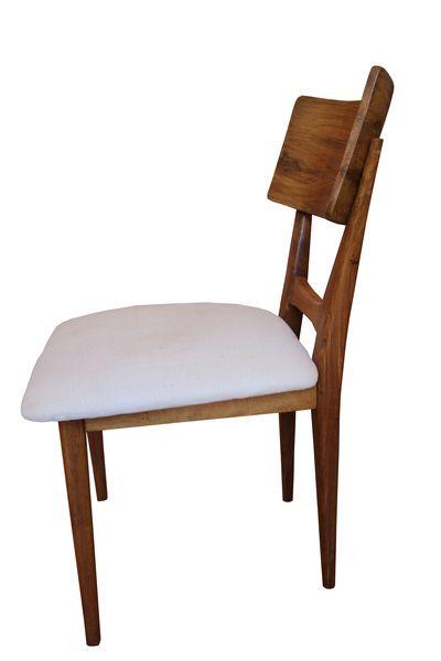 Cadeira de Demolição Modelo Copacabana - Em Madeira Selecionada