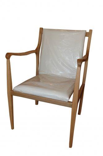 Cadeira De Demolição Modelo Ipanema - Em Madeira Selecionada