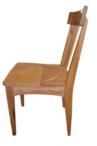 Cadeira De Demolição Modelo Ilha Grande - Em Madeira Selecionada