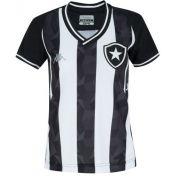 Camisa Botafogo Kappa 2019 Jogo I Feminina