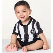 Camisa Botafogo Torcida Baby Uniforme 1