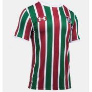 Camiseta Fluminense 1 2017 Under Armour Tricolor Torcedor