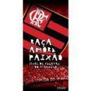 Toalha Flamengo Banho Veludo Estampada 206927