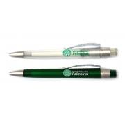 Kit com duas canetas do Palmeiras  12 furos