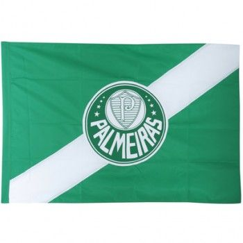 Bandeira Mastro Mitraud Palmeiras