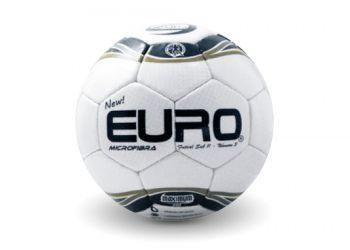 Bola Euro Microfibra Futebol de Salão Sub 11